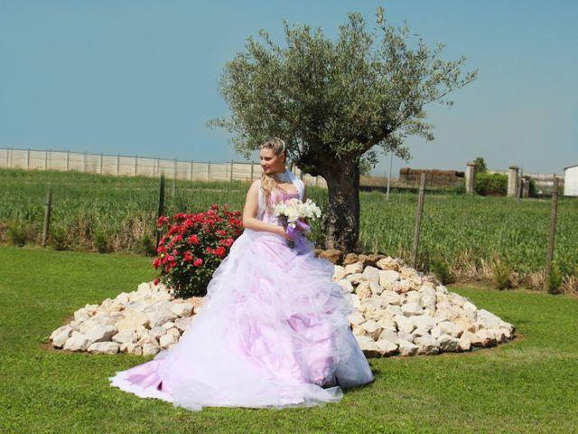 Il matrimonio di Mattia e Desirée a Rovigo, Rovigo 31