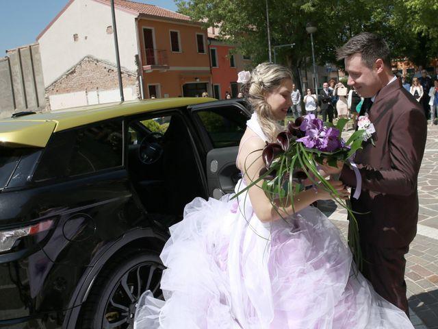 Il matrimonio di Mattia e Desirée a Rovigo, Rovigo 41