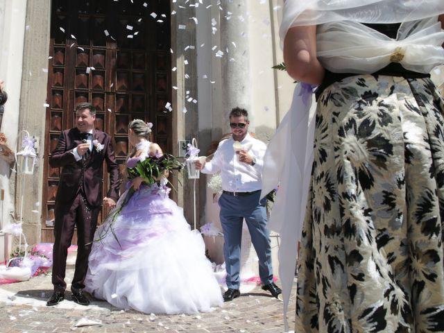 Il matrimonio di Mattia e Desirée a Rovigo, Rovigo 57