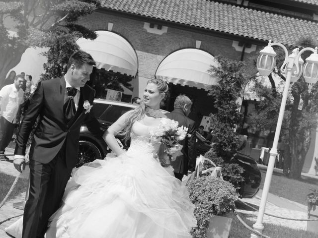 Il matrimonio di Mattia e Desirée a Rovigo, Rovigo 63