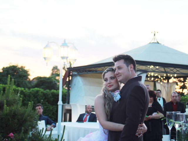 Il matrimonio di Mattia e Desirée a Rovigo, Rovigo 106