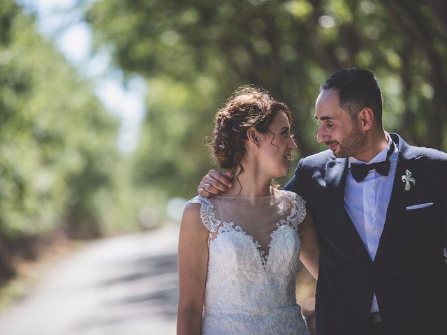 le nozze di Lucy e Sergio