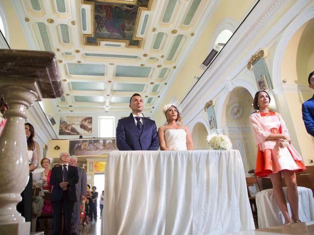 Il matrimonio di Eugenio e Margherita a Cautano, Benevento 1