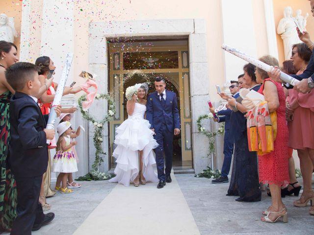 Il matrimonio di Eugenio e Margherita a Cautano, Benevento 13