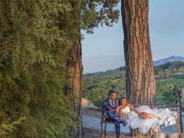 Il matrimonio di Eugenio e Margherita a Cautano, Benevento 46