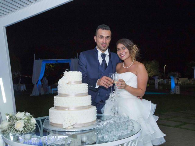 Il matrimonio di Eugenio e Margherita a Cautano, Benevento 54