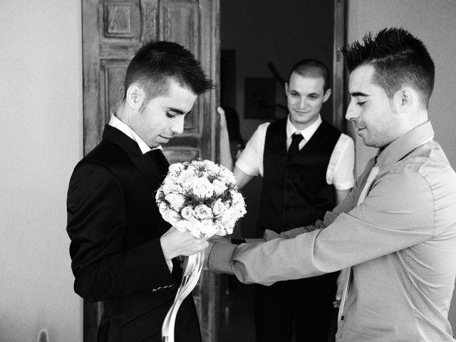 Il matrimonio di Alessandro e Roberta a Villacidro, Cagliari 4