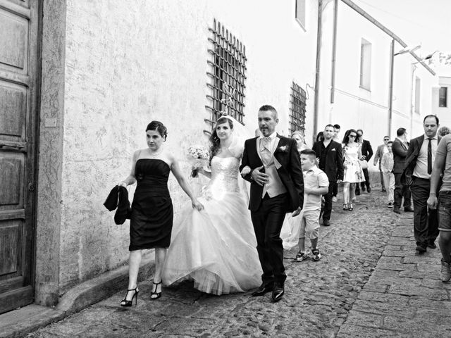 Il matrimonio di Alessandro e Roberta a Villacidro, Cagliari 16