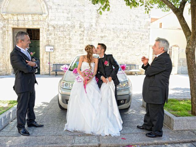 Il matrimonio di Alessandro e Roberta a Villacidro, Cagliari 1