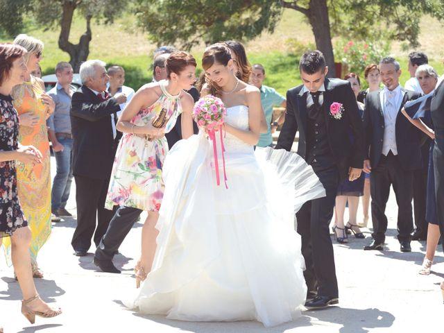 Il matrimonio di Alessandro e Roberta a Villacidro, Cagliari 27
