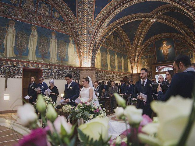 Il matrimonio di Danilo e Letizia a Assisi, Perugia 6