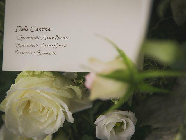Il matrimonio di Danilo e Letizia a Assisi, Perugia 19