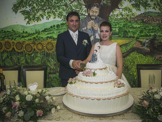 Il matrimonio di Danilo e Letizia a Assisi, Perugia 21