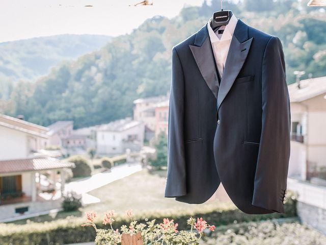 Il matrimonio di Francesco e Jessica a Assisi, Perugia 1