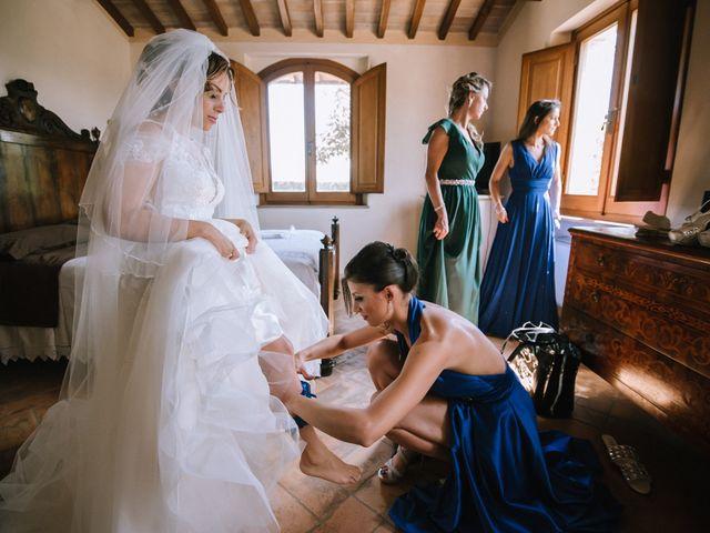 Il matrimonio di Francesco e Jessica a Assisi, Perugia 34