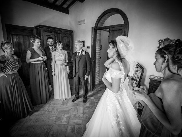 Il matrimonio di Francesco e Jessica a Assisi, Perugia 37