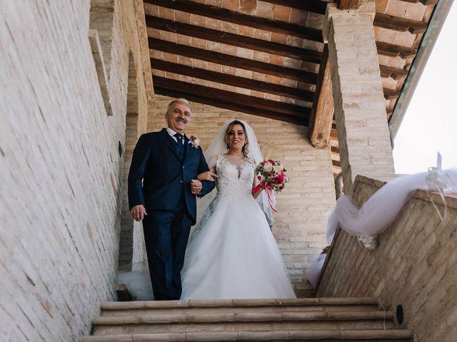 Il matrimonio di Francesco e Jessica a Assisi, Perugia 43