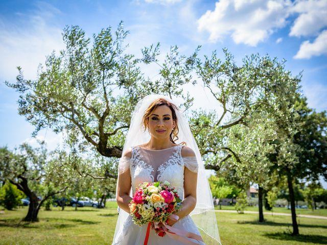 Il matrimonio di Francesco e Jessica a Assisi, Perugia 44