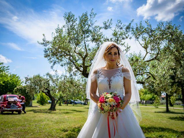 Il matrimonio di Francesco e Jessica a Assisi, Perugia 45