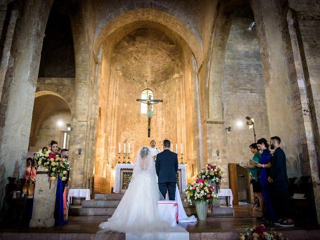 Il matrimonio di Francesco e Jessica a Assisi, Perugia 56
