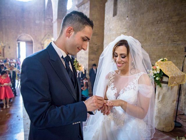 Il matrimonio di Francesco e Jessica a Assisi, Perugia 61