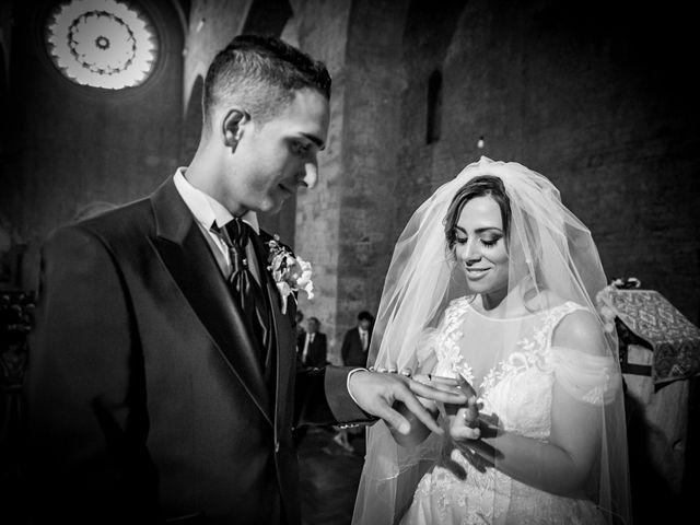 Il matrimonio di Francesco e Jessica a Assisi, Perugia 62