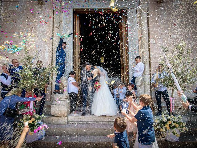 Il matrimonio di Francesco e Jessica a Assisi, Perugia 70