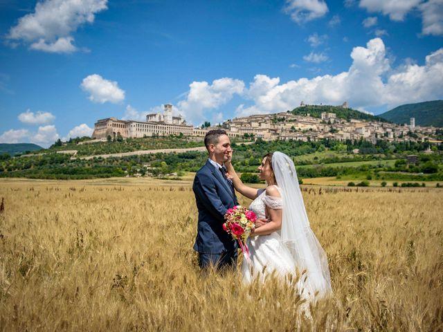 Il matrimonio di Francesco e Jessica a Assisi, Perugia 71