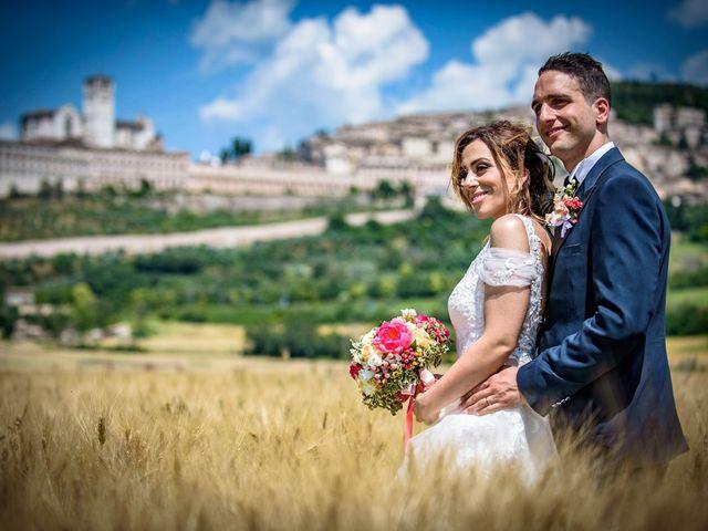 Il matrimonio di Francesco e Jessica a Assisi, Perugia 75
