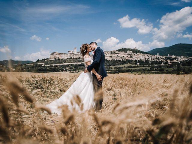 Il matrimonio di Francesco e Jessica a Assisi, Perugia 77