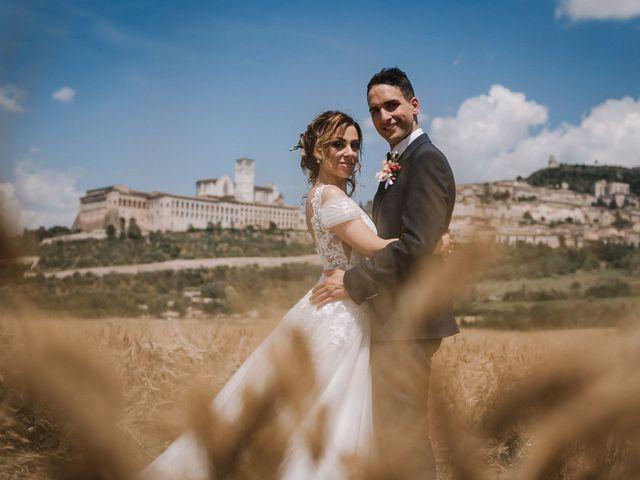 Il matrimonio di Francesco e Jessica a Assisi, Perugia 78