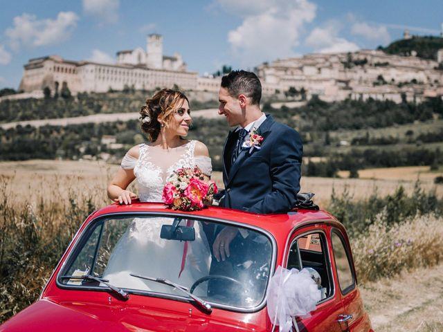 Il matrimonio di Francesco e Jessica a Assisi, Perugia 80