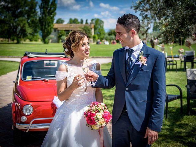 Il matrimonio di Francesco e Jessica a Assisi, Perugia 89