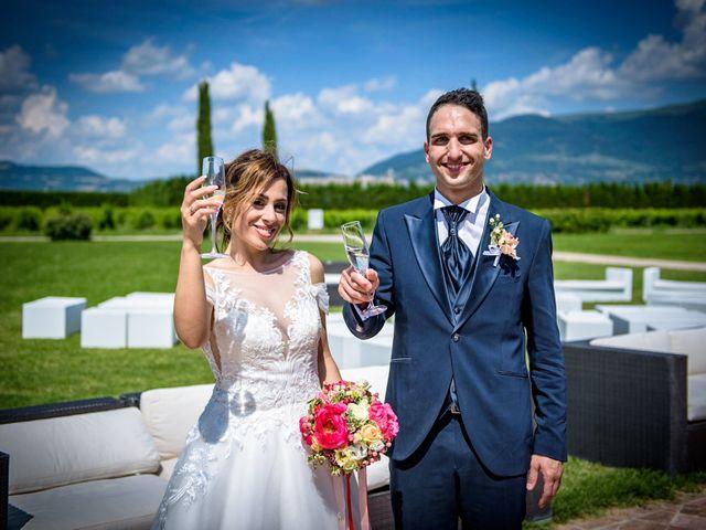 Il matrimonio di Francesco e Jessica a Assisi, Perugia 90