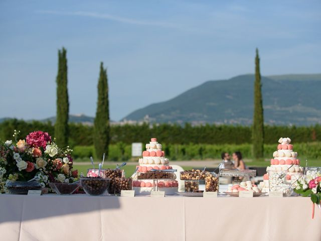 Il matrimonio di Francesco e Jessica a Assisi, Perugia 92