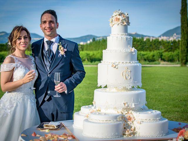 Il matrimonio di Francesco e Jessica a Assisi, Perugia 99