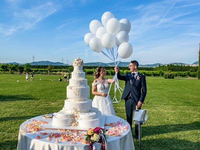 Il matrimonio di Francesco e Jessica a Assisi, Perugia 100