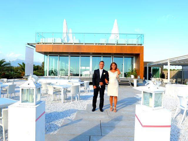 Il matrimonio di Serena e Stefano a Viareggio, Lucca 1