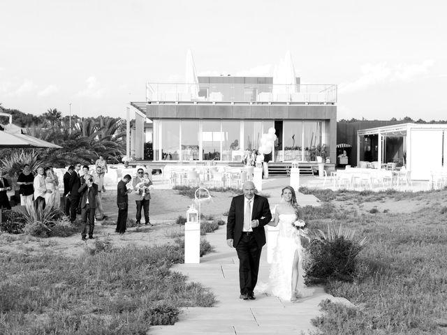 Il matrimonio di Serena e Stefano a Viareggio, Lucca 2