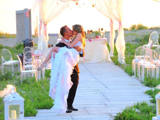 Le nozze di Stefano e Serena