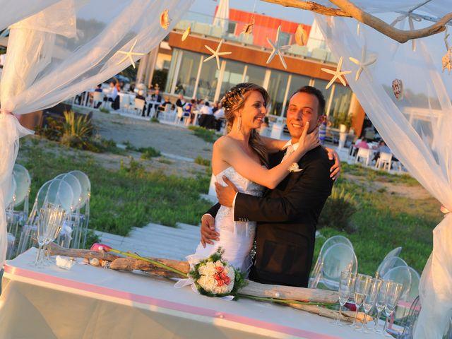Il matrimonio di Serena e Stefano a Viareggio, Lucca 7