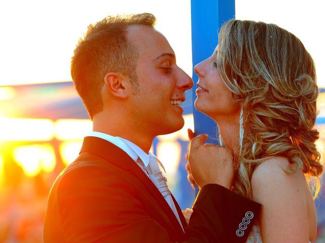 Il matrimonio di Serena e Stefano a Viareggio, Lucca 8
