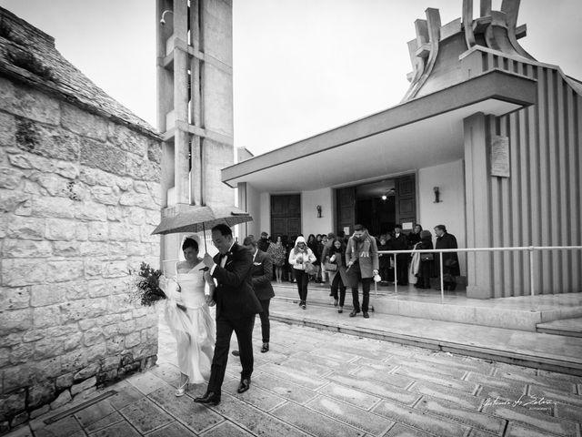 Il matrimonio di Walter e Isabella a Conversano, Bari 7