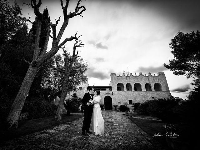 Il matrimonio di Walter e Isabella a Conversano, Bari 15