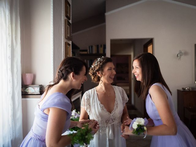 Il matrimonio di Andrea e Sonia a Albiano d'Ivrea, Torino 14
