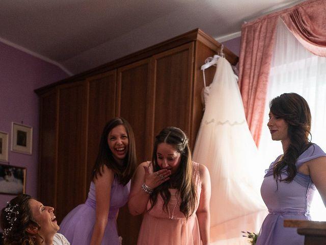 Il matrimonio di Andrea e Sonia a Albiano d'Ivrea, Torino 15