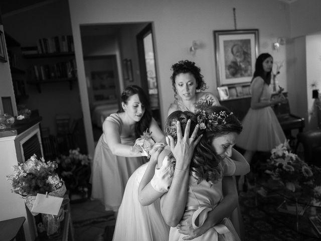 Il matrimonio di Andrea e Sonia a Albiano d'Ivrea, Torino 16