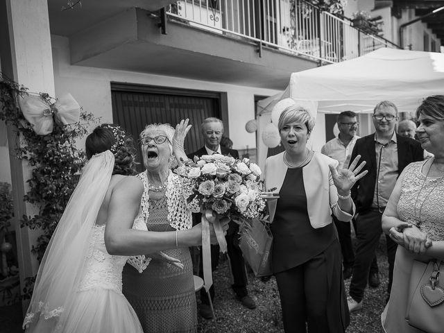 Il matrimonio di Andrea e Sonia a Albiano d'Ivrea, Torino 18
