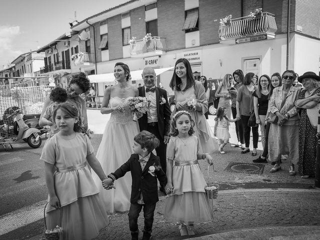 Il matrimonio di Andrea e Sonia a Albiano d'Ivrea, Torino 20