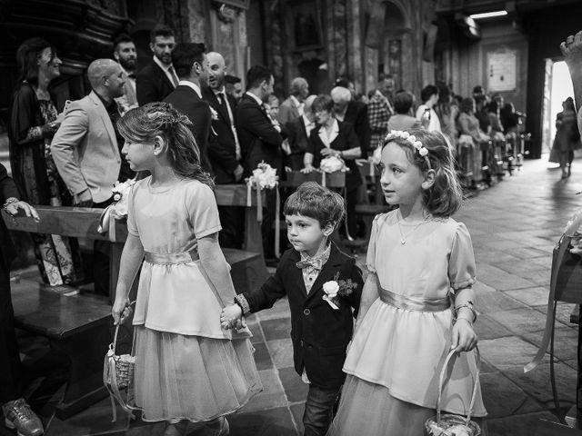 Il matrimonio di Andrea e Sonia a Albiano d'Ivrea, Torino 21